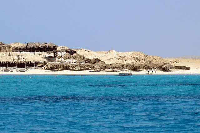 serenity makadi beach ägypten
